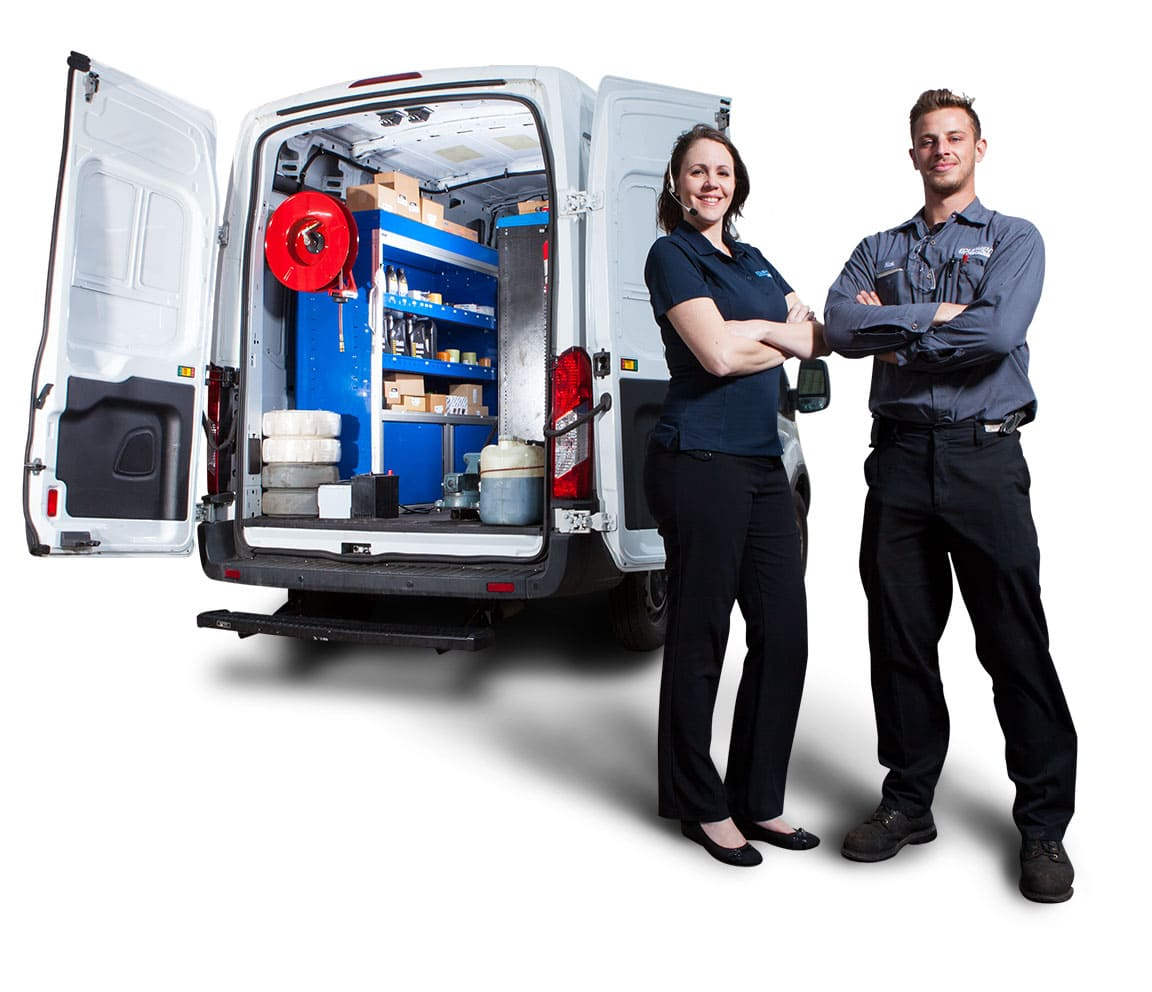 Equipment Depot Service & Training Technicians