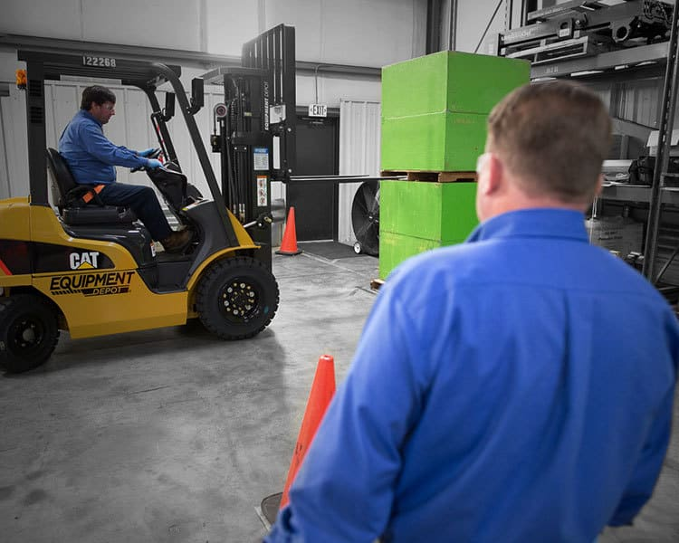 Forklifts & Operator Safety Training