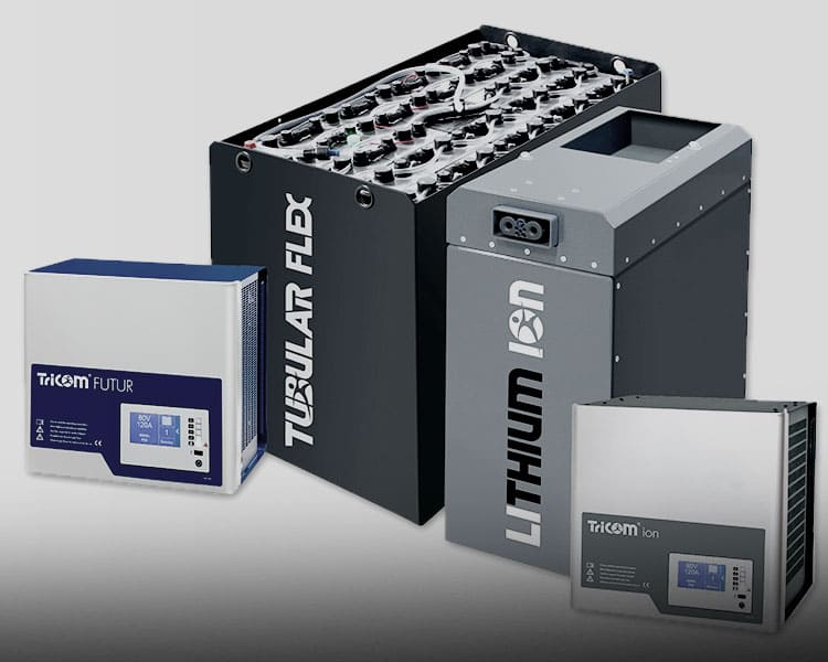Triathlon® Battery Solutions