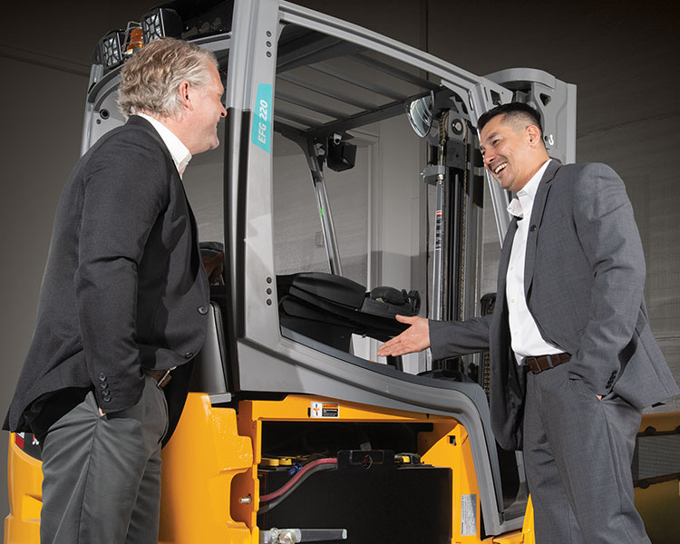 Equipment Depot Career Opportunities