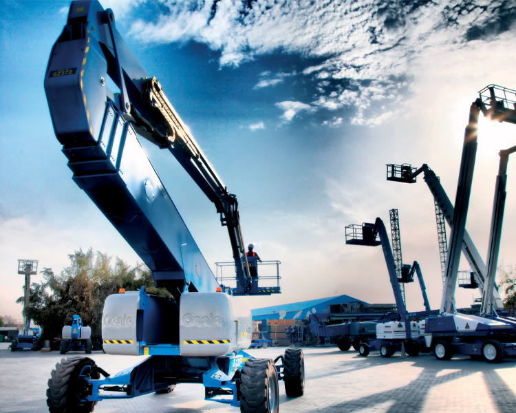 The Best Choice for Your Next Boom Lift Rental