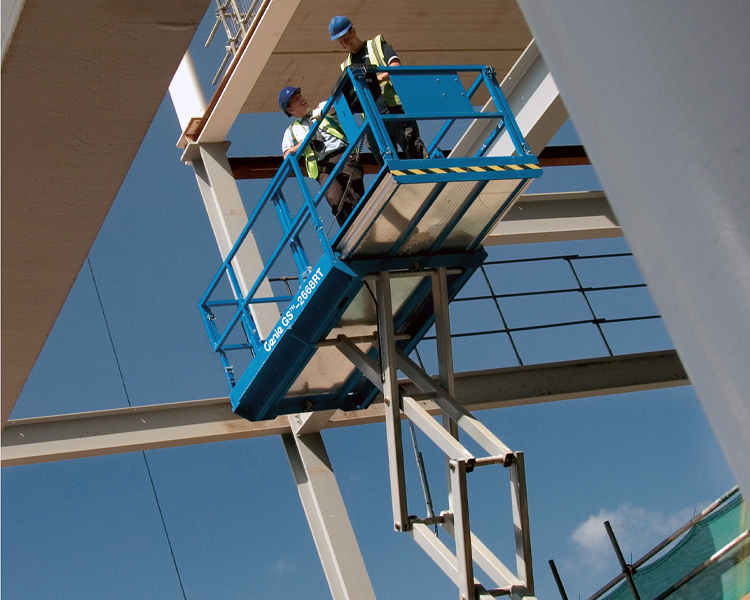 The Best Choice for Your Next Scissor Lift Rental