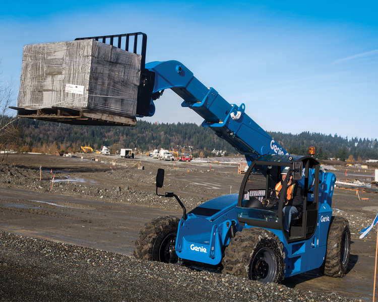 The Best Choice for Your Next Telehandler Rental