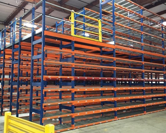 The Best Choice For Warehouse Racking