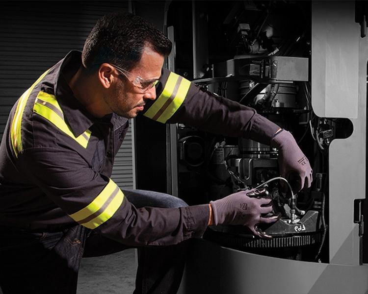 Industrial Equipment Maintenance & Service