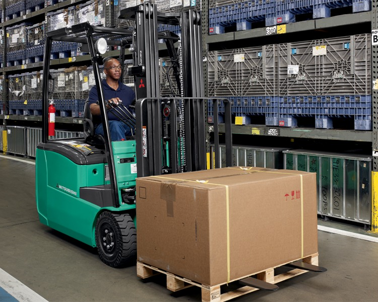The Smart Choice for Warehouse Equipment